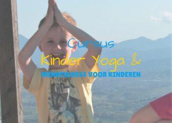 cursus kinder yoga en mindfulness voor kinderen