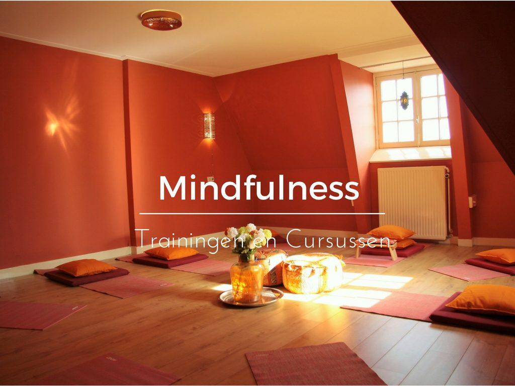 mindfulness training en curssusen