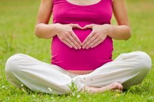 ademhaling oefening bevalling