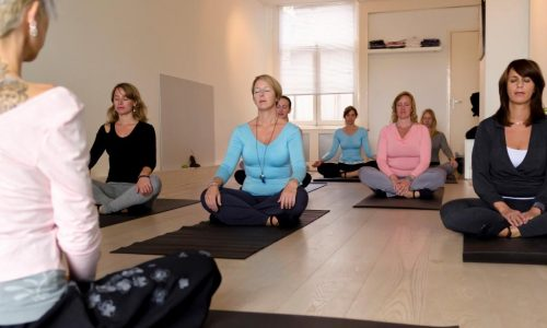 Yin Yoga en Meditatie teacher training