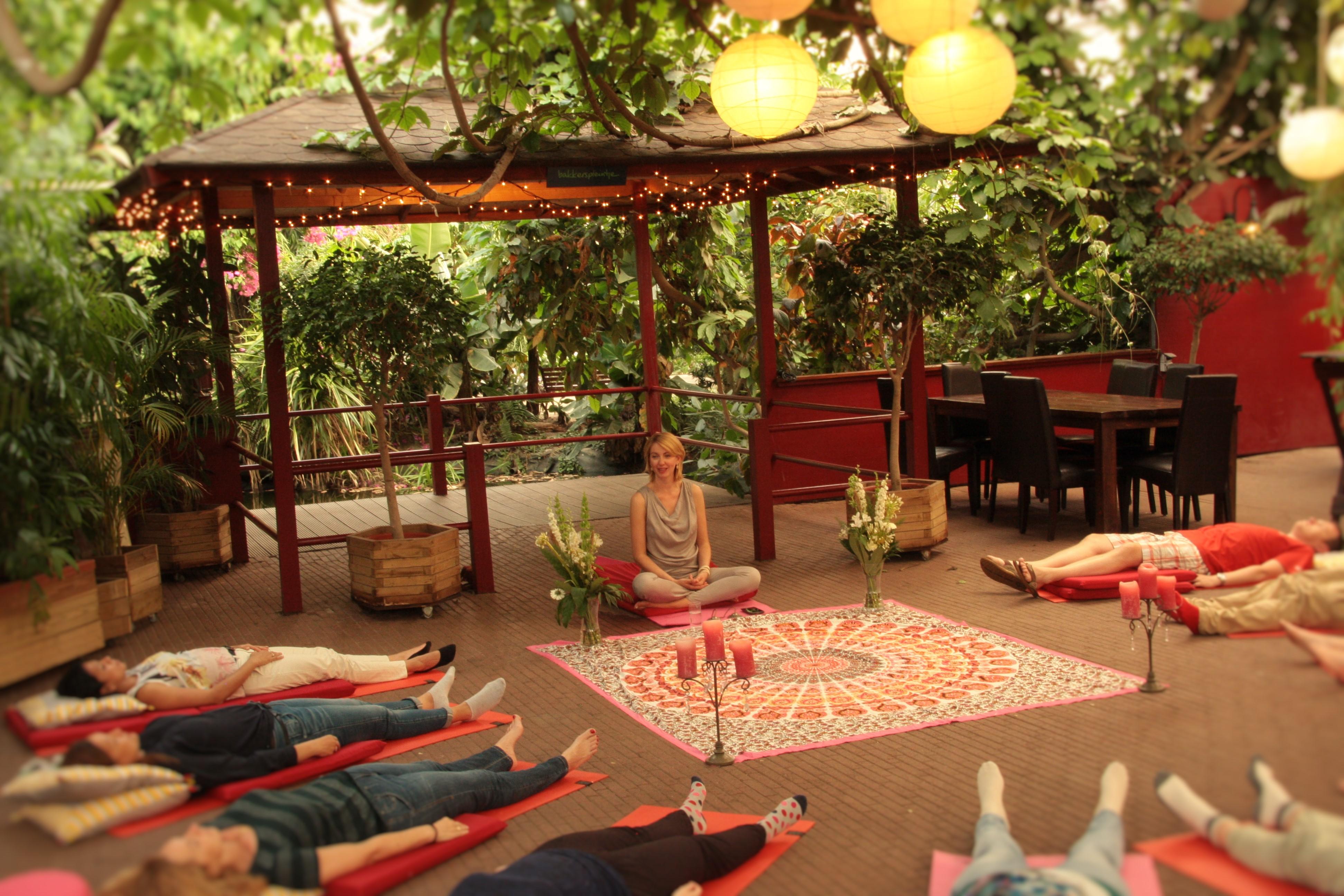 Mindfulness vervolg opleiding