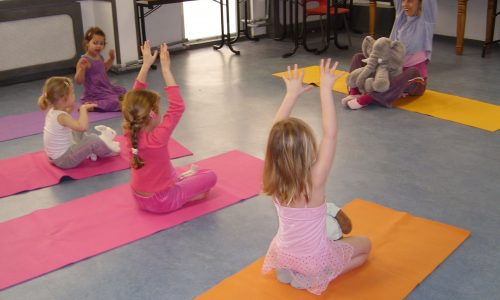 cursus kinder yoga