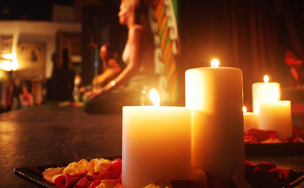 Mindfulness, meditatie en yoga winter cursus